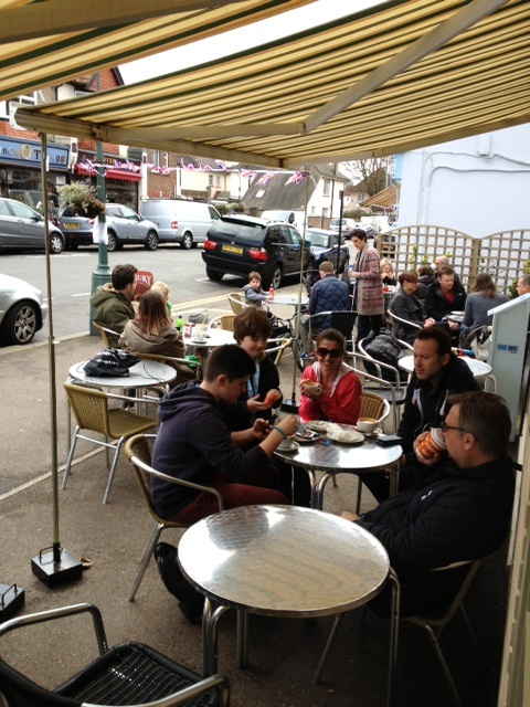 Brighton Marathon - Richardson Road